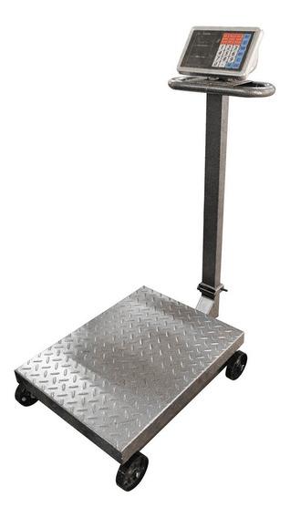 Gramera Digital 500 Kl Industrial Con Lector Led (45x60)