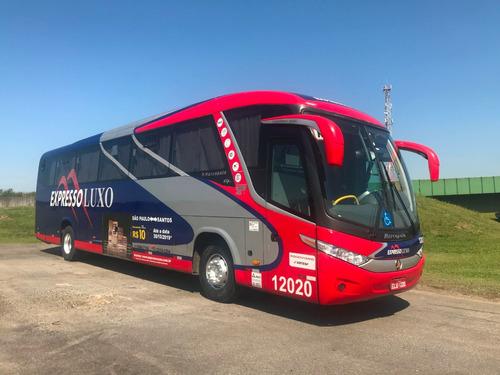 Imagem 1 de 13 de Ônibus Mercedes-benz O-500rs  G7 Marcopolo Paradiso 1.050