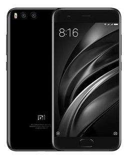 Xiaomi Mi 6 Com 64gb E 6gb De Ram + Nota Fiscal E Garantia