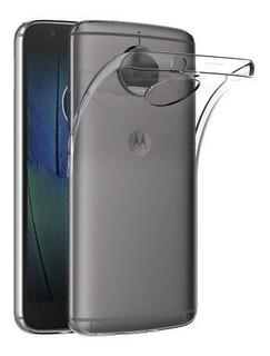Funda Moto X4 G5 Plus Z2 Play E4 E4+ G4+ Transparente + Mica