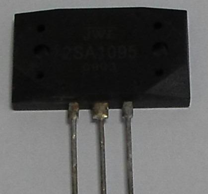 O Par 1 Transistor 2sa1095 + 1 Transistor 2sc2565