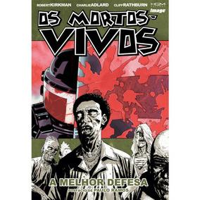 Hq Os Mortos Vivos Vol 5