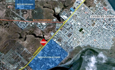 Venta Terreno - Ruta Nacional N°3 - Tierra Del Fuego