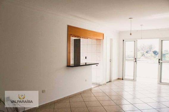 Apartamento Com 3 Dormitórios À Venda, 118 M² Por R$ 435.000 - Jardim Satélite - São José Dos Campos/sp - Ap0475