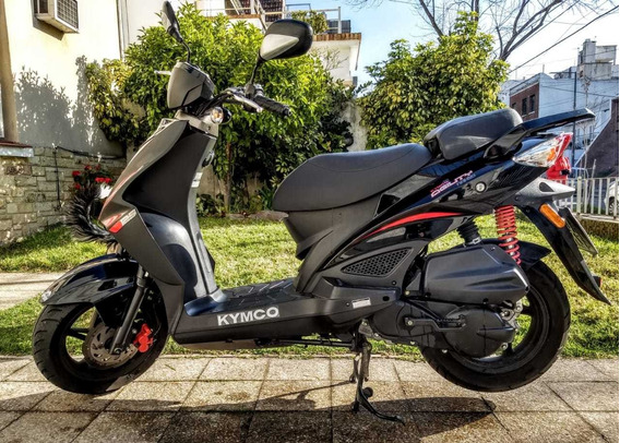 Kymco 125 Agility Rs Naked Scooter Oportunidad !!!!