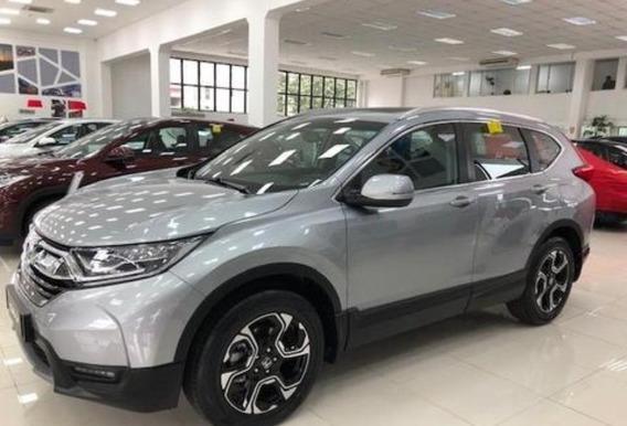 Honda Crv 2020 0km Prata