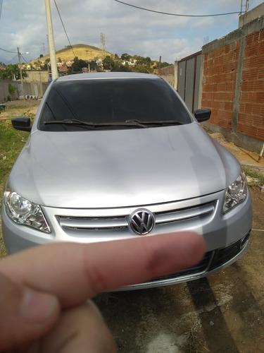 Imagem 1 de 6 de Volkswagen Voyage 2011 1.6 Vht Trend Total Flex 4p