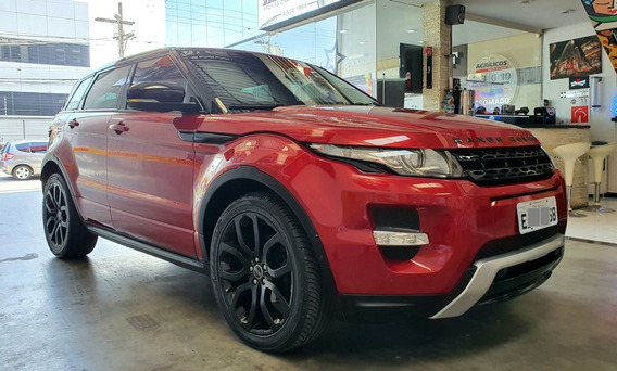 Land Rover Range Rover Evoque Blindada Dynamic Otimo Estado