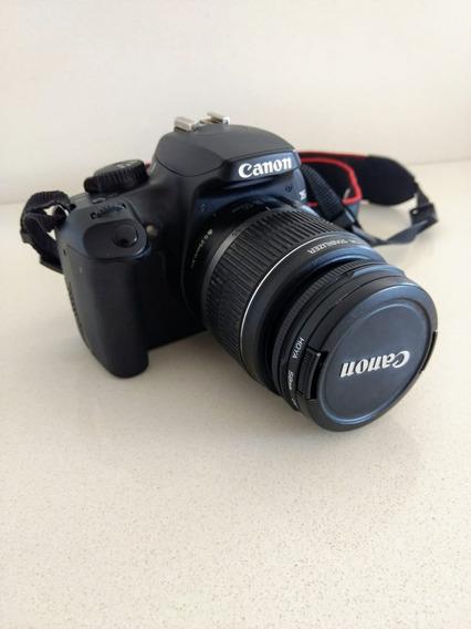 Câmera Dslr Canon Xs