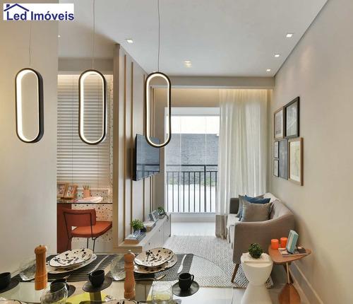 Apartamento Com 1 Dorm, Presidente Altino, Osasco, Cod: 530 - V530