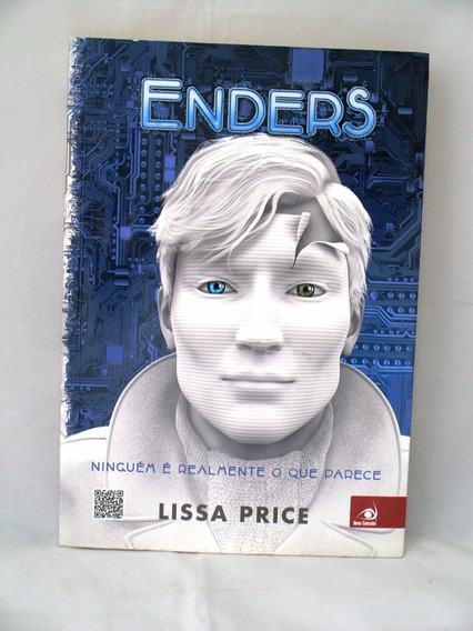 Livro Enders - Ninguém É Realmente O Que Parece