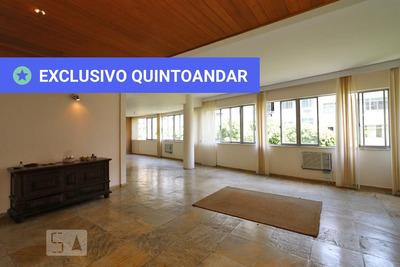 Apartamento No 5º Andar Com 4 Dormitórios E 3 Garagens - Id: 892872801 - 172801