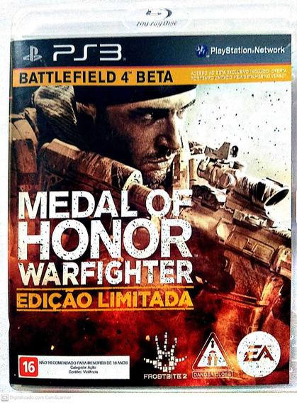 Ps3 Medal Of Honor Warfighter - Seminovo Original
