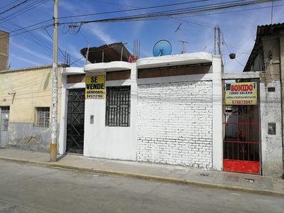 Casa 87 M2 En Construcción Para Comercio O Vivienda