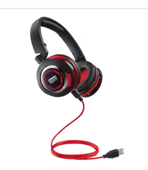 Headphone Creative Sound Blaster Evo Usb iPhone Samsung Ps4