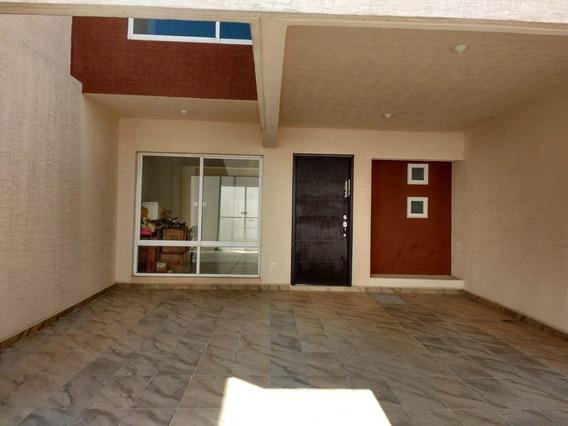 Vendo Casa En Américas 3 , La Zona Mas Segura En Ecatepec