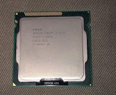 Core I3 2130 Lga 1155 3.40 Ghz 3mb Cache Oem Com Garantia!..