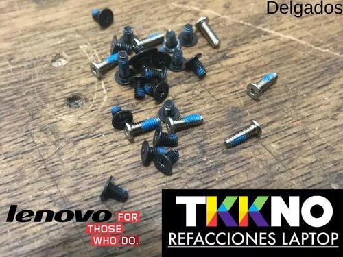 Tornillos Lenovo Yoga 2 11 Yoga 11s Flex 10 Legion Y520 Y720