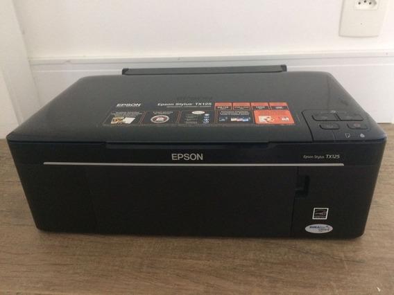 Impressora Epson Tx125 Tambem Vendemos Peças Da Impressora Tx125
