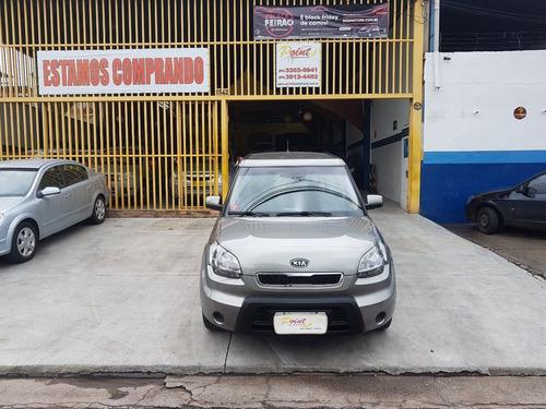 Kia Motors Soul 1.6/ 1.6 16v Flex Mec. 2011/2012
