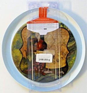Alcance Kleen Diseño Vino Entusiasta Quemador Kovers