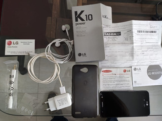 Smartphone Lg K10 Power 32gb 4400mah 5.5