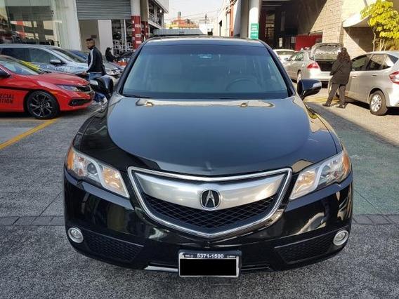 Acura Rdx Suv 5p V6 3.5l Ta Piel Qc Gps Ra-18
