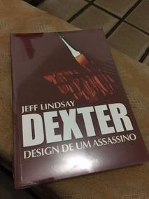 Dexter Design De Um Assassino - Novo Lacrado