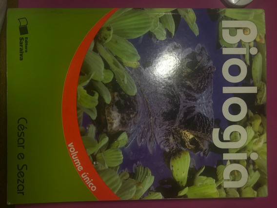 Livro Biologia - Volume Único