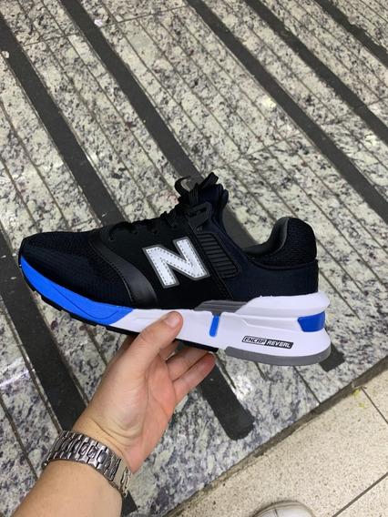 Tênis New Balance 997 Sport Importado Masculino Preto