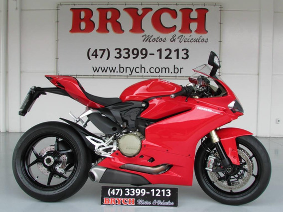 Ducati Panigale 1299 Abs 2016