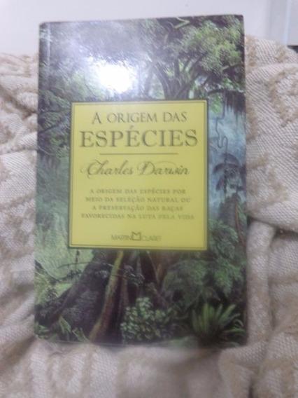 Livro A Origem Das Espécies Charles Darwin Martin Claret