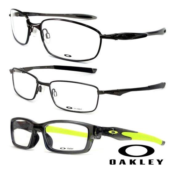 Gafas Lunas Lentes Monturas Armazones Oakley 100% Originales