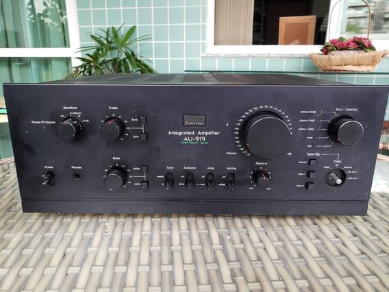 Amplificador Integrado Sansui Au 919