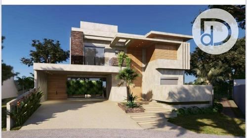 Casa Com 5 Dormitórios À Venda, 526 M² Por R$ 5.900.000,00 - Riviera De São Lourenço - Bertioga/sp - Ca4081