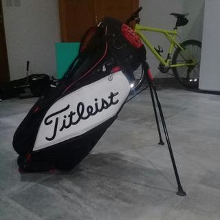 Bolsa De Golf Usada Muy Linda.