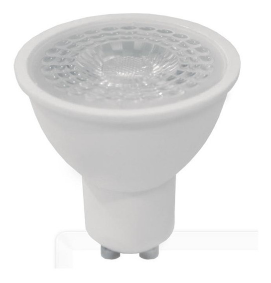 Lâmpada Led Dicróica Mr16 4,9w Bivolt 6500k Luz Branca