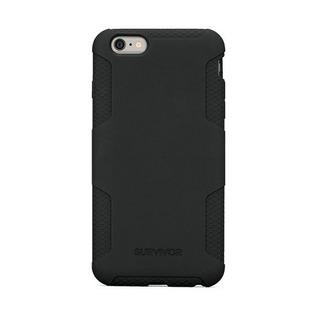 Funda Griffin Survivor Skin iPhone 6 Plus Negra