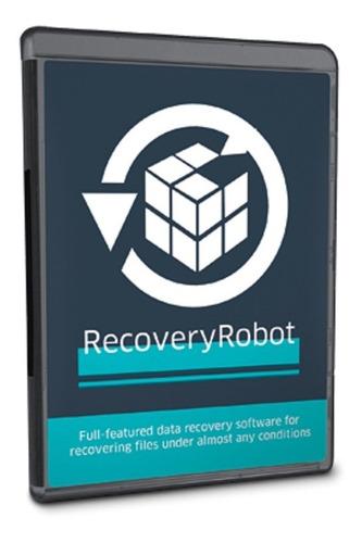 Imagen 1 de 4 de Recupere Archivos Eliminados / Recoveryrobot Pro - Licencia