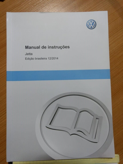 Manual Do Proprietário Vw Jetta 2014 2015