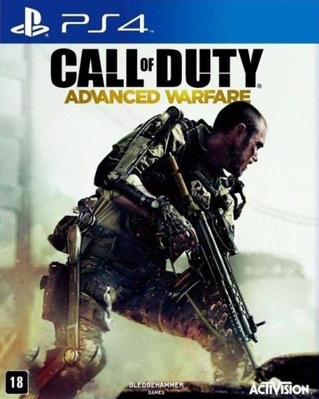 Call Of Duty Advanced Warfare Ps4 100% Português