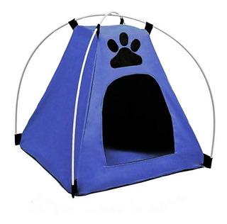 Cuchas Perros Gato Casa Mascotas Desmontable Carpa Iglu
