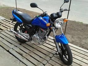 Suzuki En125cc Solo Con Dni- Aprob Telefonica