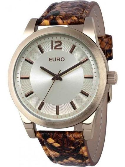 Relógio Analogico Euro Feminino Eu2035lxx