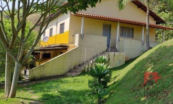 Chácara - Pousada Com 5 Dormitórios À Venda, 22000 M² Por R$ 750.000 - São Roque - Araçariguama/sp - Ch0192