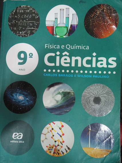 Física E Quimica-carlos Barros E Wilson Paulino 9 Ano