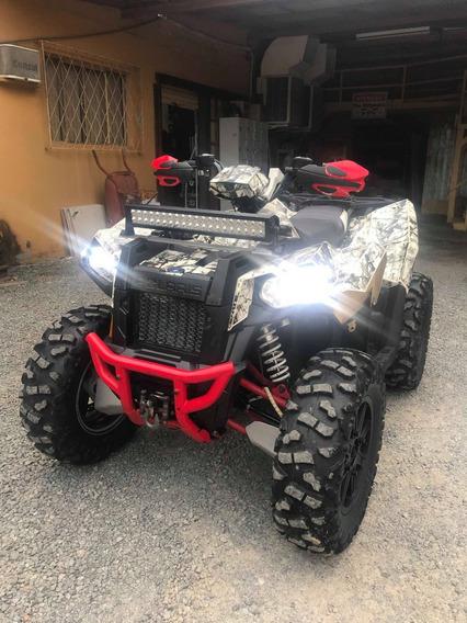 Vendo Ou Troco Quadriciclo Polaris Scrambler 1000cc 2015