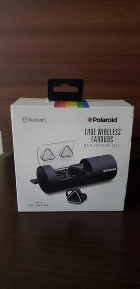 Fone De Ouvido Polaroid Original Com Bluetooth