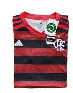 Camisa Feminina Flamengo 2019 / 20 (home)