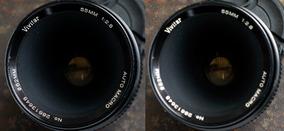 Vivitar( Komine) 55mm F2.8 Macro 1:1- Sem Detalhes A Relatar